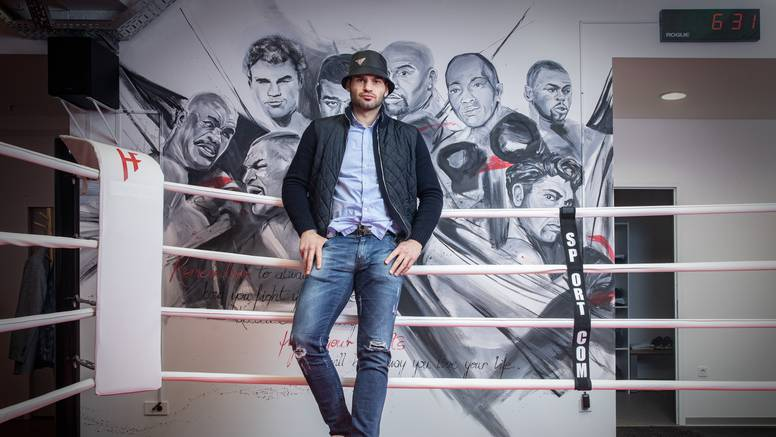Luksuzni modni dodaci nose potpis boksača Filipa Hrgovića