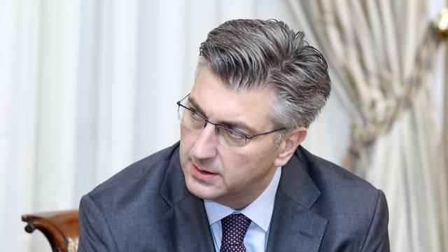 Zagreb: Vlada raspravlja o proračunu za 2019. godinu