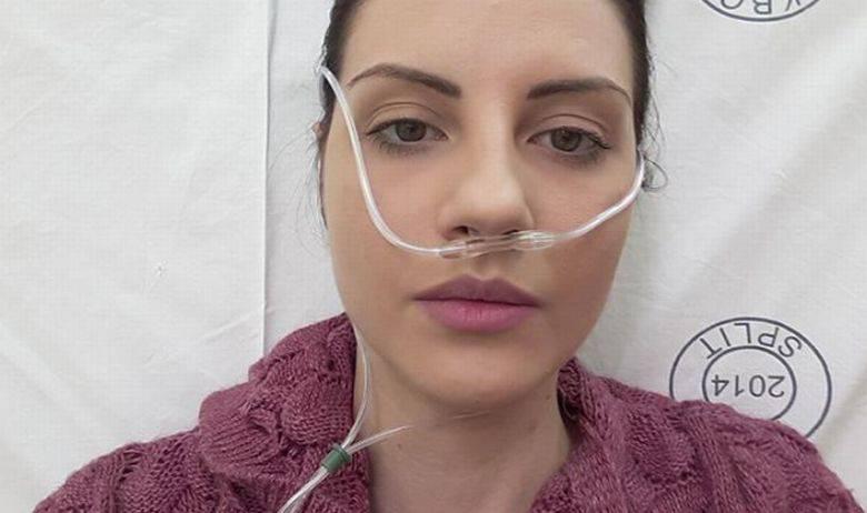 Pjevačica Karme zamalo umrla: Ovo se može svakome dogoditi