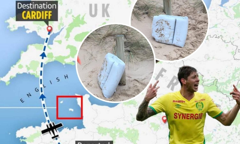 Pronašli ostatke sjedala aviona u kojem je stradao nogometaš!