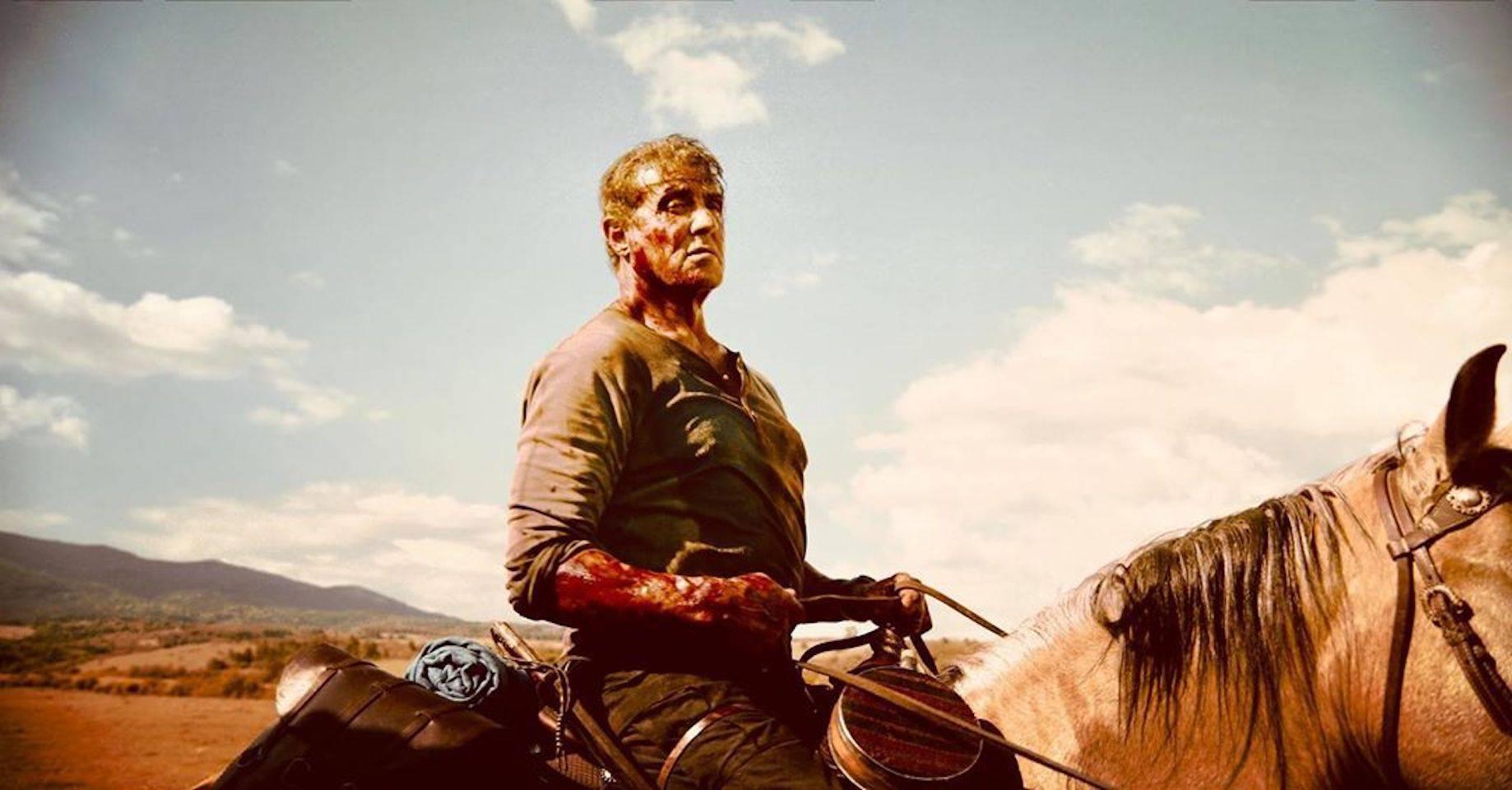 Da se ne zove Rambo, ovaj film nikad ne bi završio u kinima...