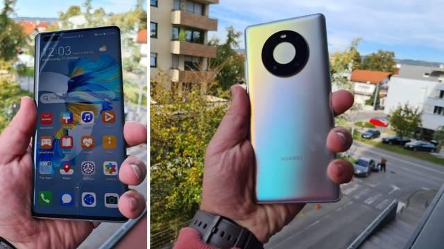 Huawei je upravo otkrio Mate 40 Pro, mi smo ga isprobali