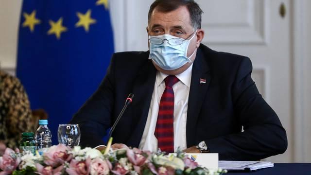 Sarajevo: Članovi Predsjedništva BiH primili su veleposlanike država članica Europske unije