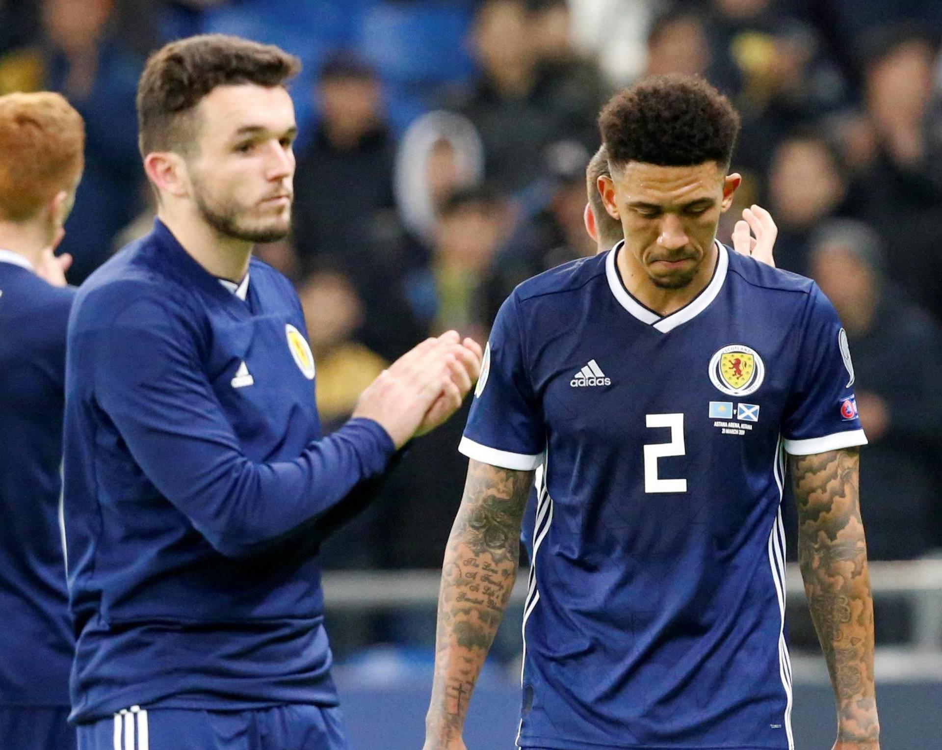 Euro 2020 Qualifier - Group I - Kazakhstan v Scotland