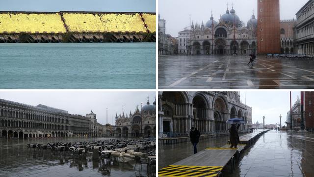 Brane Brodosplita su položile ispit, Venecija suha nakon oluje