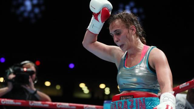 Habazin se vratila u ring nakon godinu dana i došla do pojasa