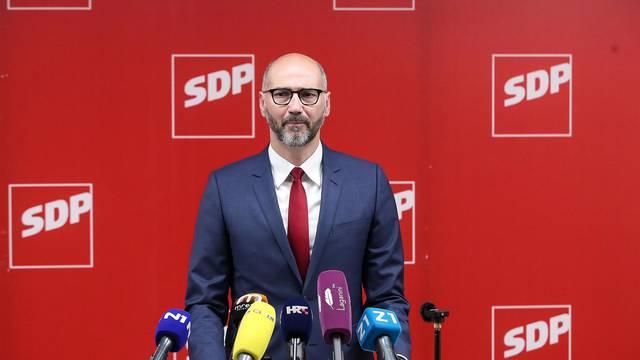 Zagreb: Joško Klisović predstavio izborni program