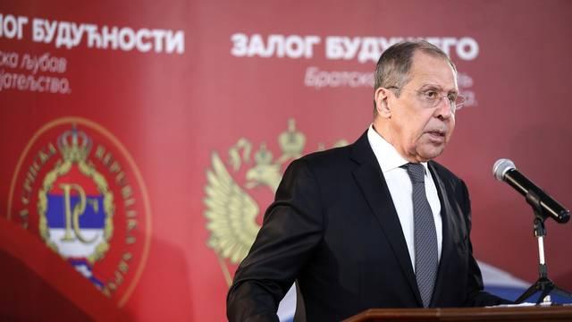 Rusija se protivi angažmanu Zapada, želi očuvati Dayton...