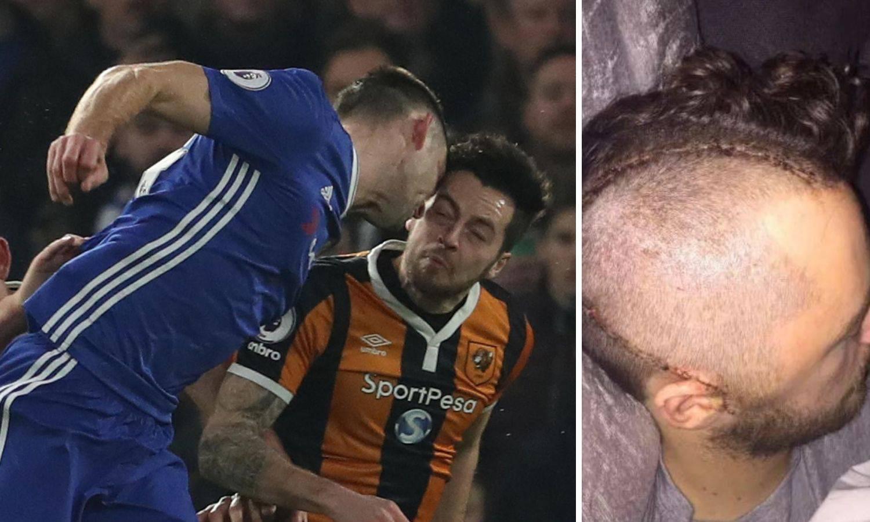 Slomili mu lubanju, oprostio se od nogometa, a sad se vratio...