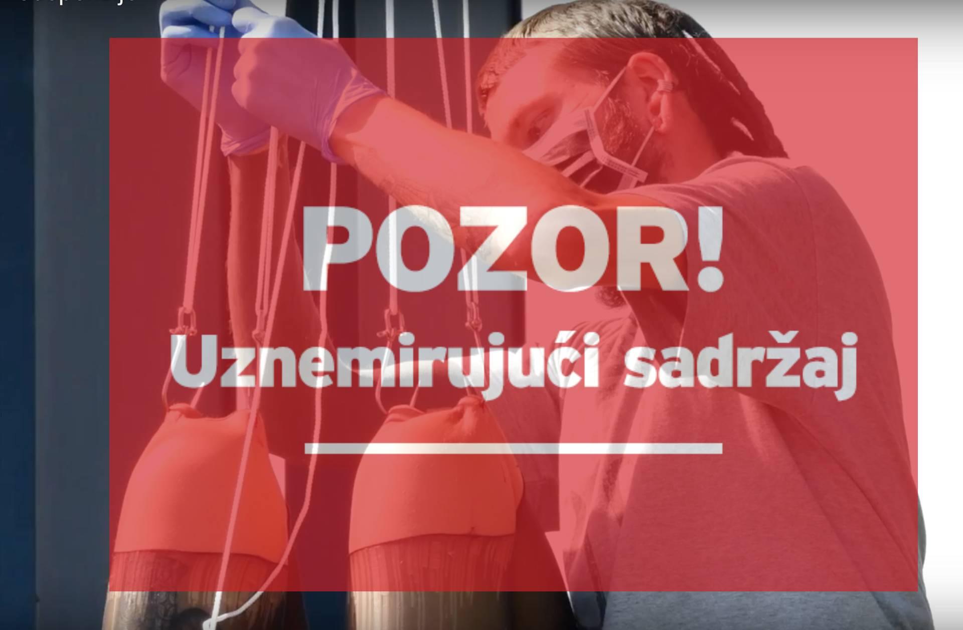 Ekskluzivne snimke: U Zagrebu izveden prastari duhovni ritual