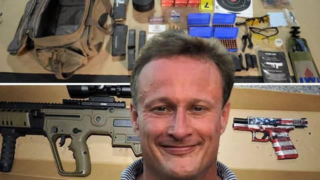 Dovezao se s prikolicom oružja: 'Zapalit ću Washington,  jedan metak je i za gradonačelnicu'