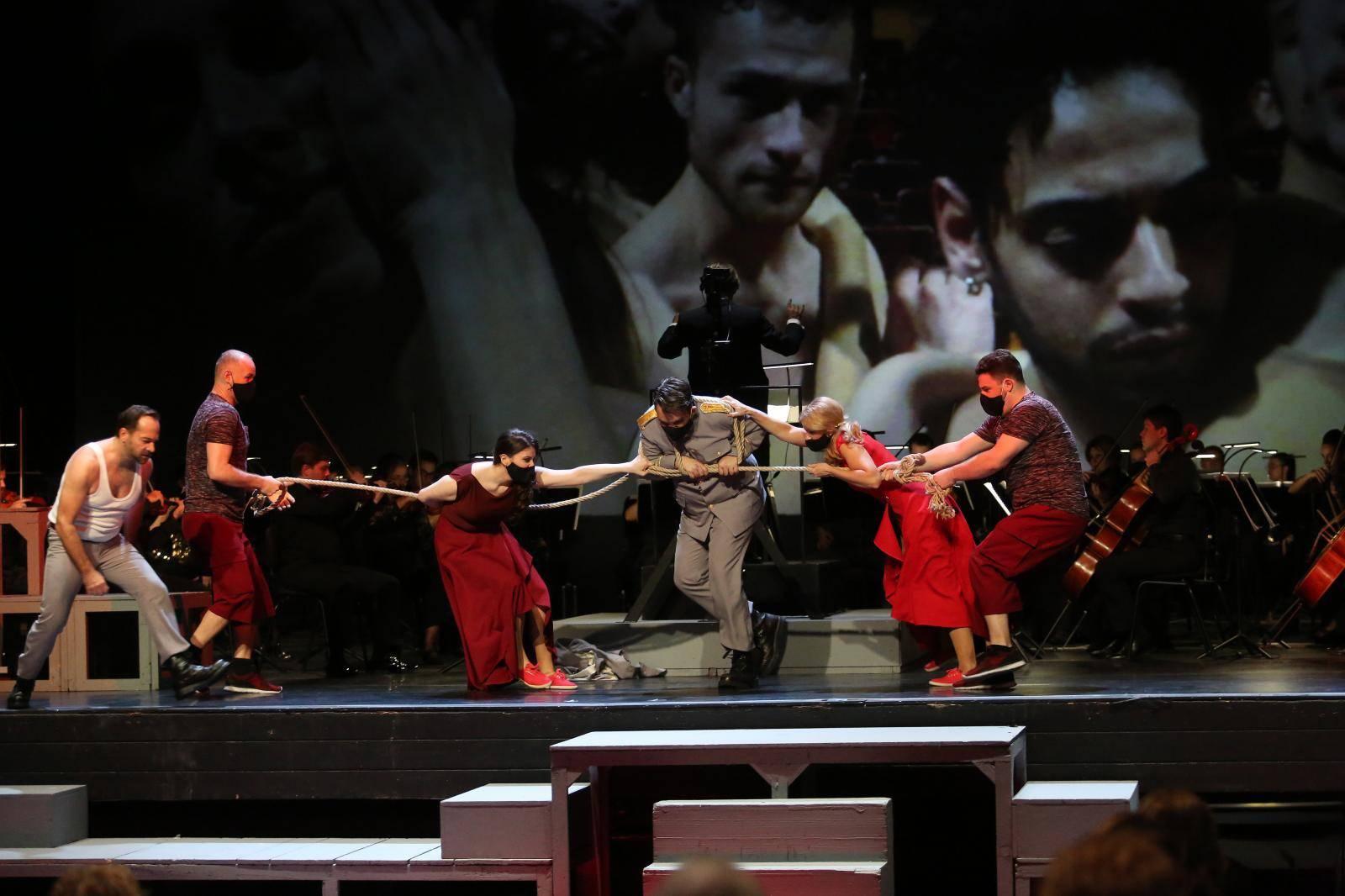 Premijera opere Carmen  u riječkom HNK