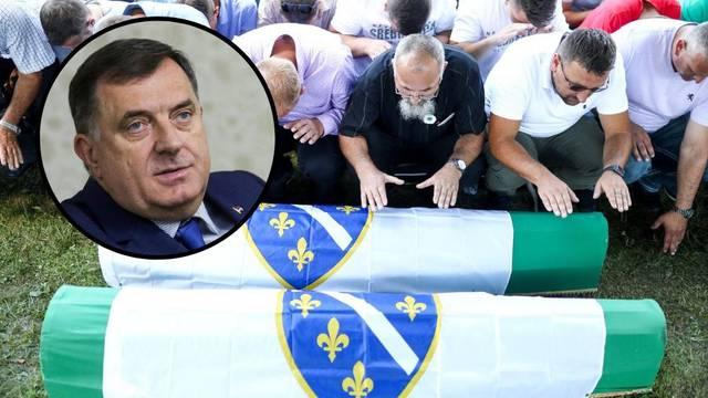 'U Srebrenici nije bio genocid, to je mit, kao i onaj kosovski...'