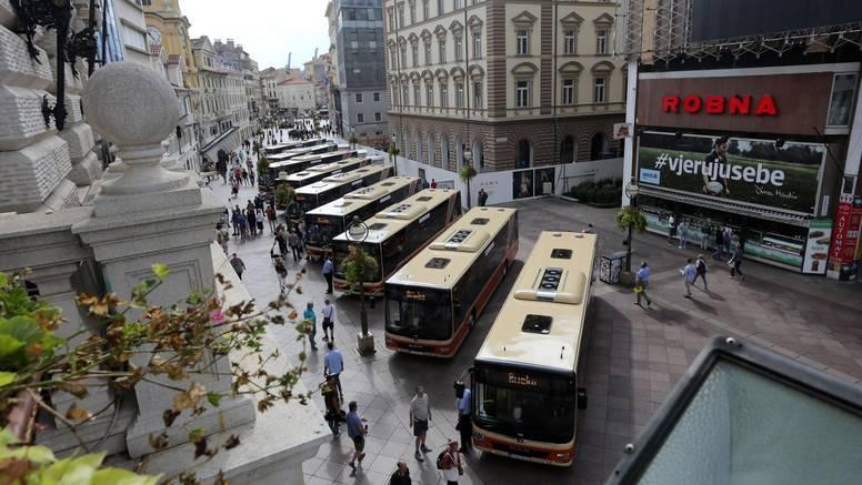 Rijeci devet novih niskopodnih autobusa, vrijedni 19,4 mil. kn