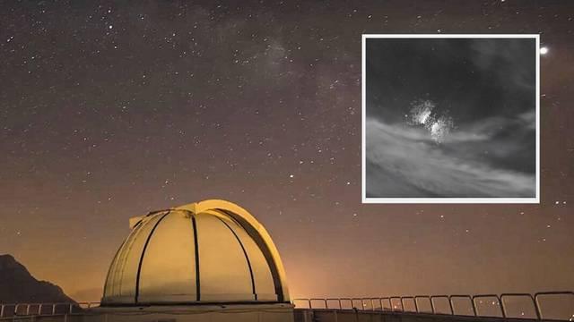 Njihov najveći ulov: Eksploziju meteora snimili su iznad Splita