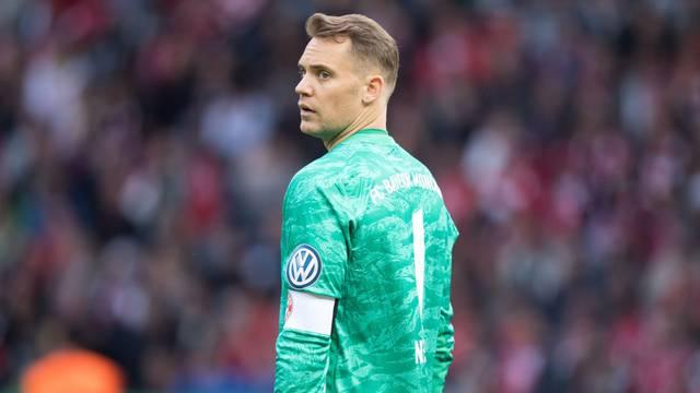 Football / DFB Cup Final 2019 / RB Leipzig - FC Bayern Munich.