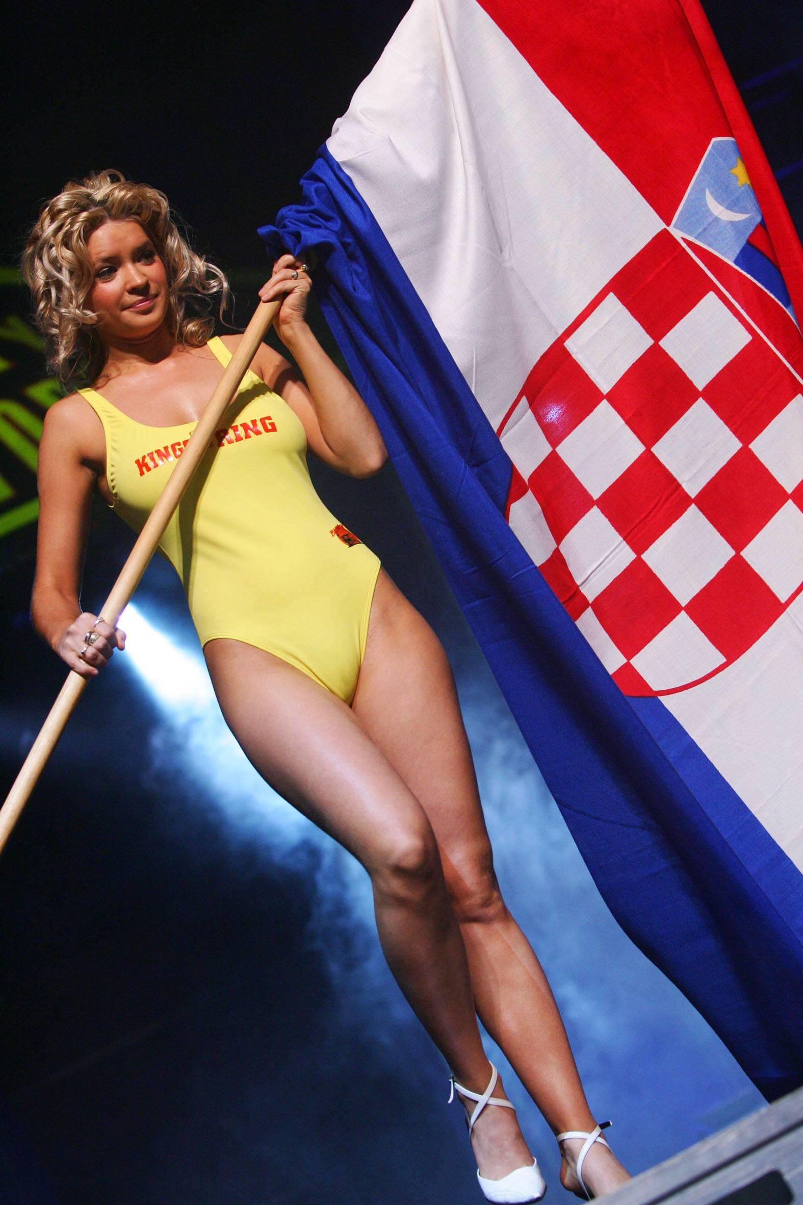 Dom sportova gorio: Hrvati su tu večer slavili prvaka svijeta