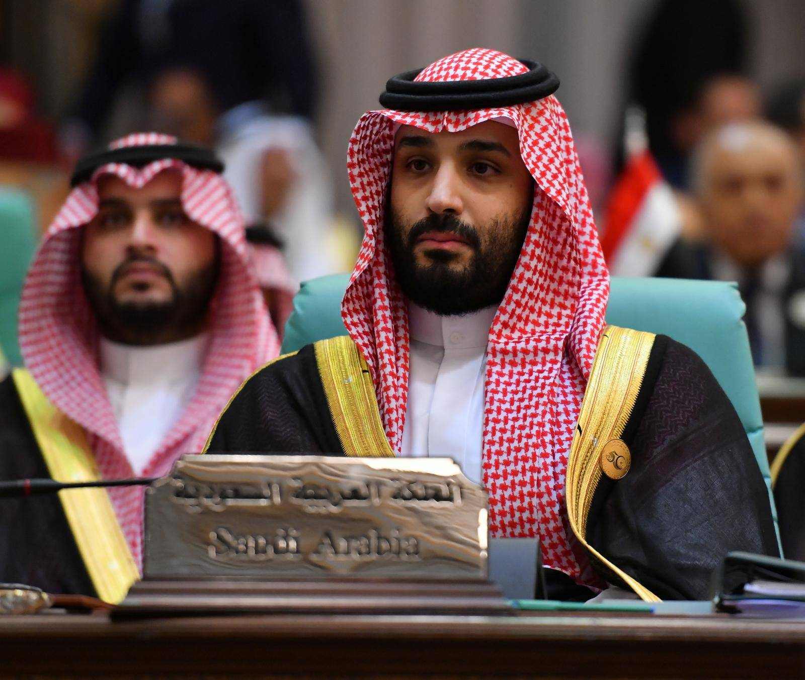 Crown Prince of Saudi Arabia Mohammad bin Salman attends the 14th Islamic summit of the Organisation of Islamic Cooperation (OIC) in Mecca