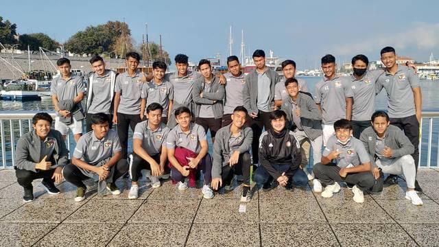 Za sve je 'kriv' Luka Modrić:  Čak 20 indonezijskih nogometaša stiglo trenirati nogomet u Zadar