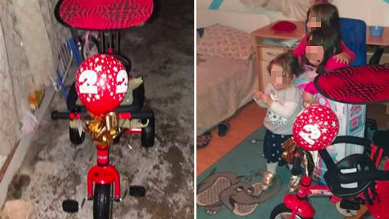 Curici (2) u Rijeci ukrali bicikl: 'Strah me, mogli su i nju oteti'