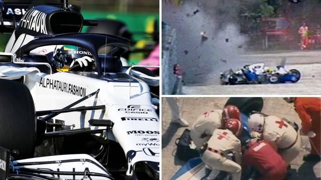 Povratak formule na stazu gdje je poginuo Senna: Opet u Imoli