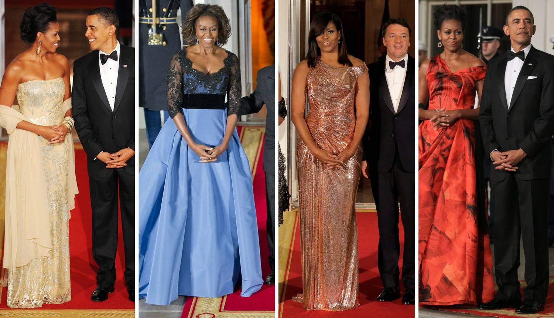Ona je u prvom planu: Pomakni se Barrack, gledamo u Michelle