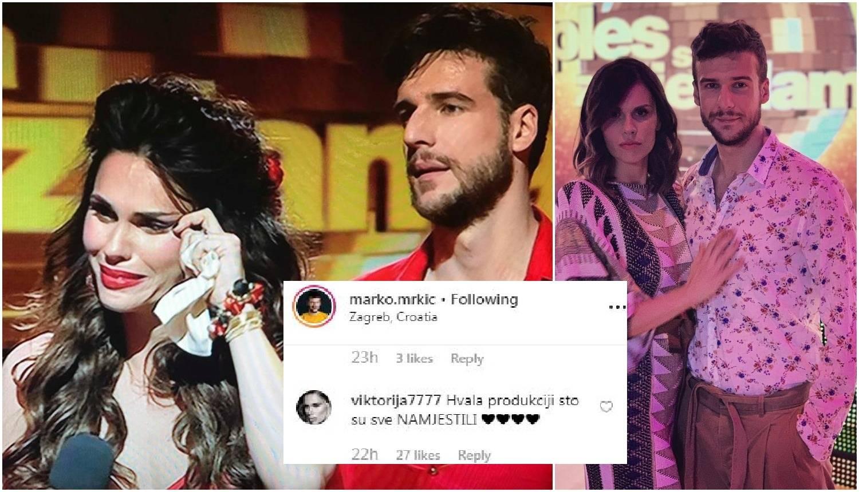 Viktorija Rađa i Marko: Ples sa zvijezdama je namješten, hvala
