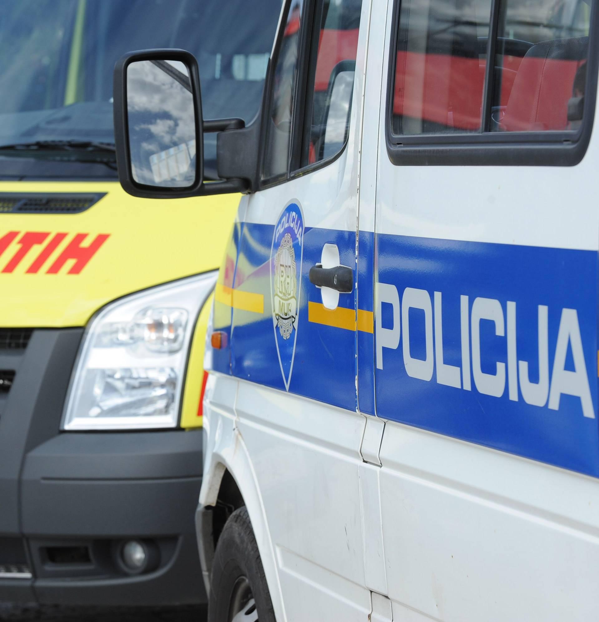 Pijan je pao s platoa zgrade u Zagrebu, našli su ga krvavog