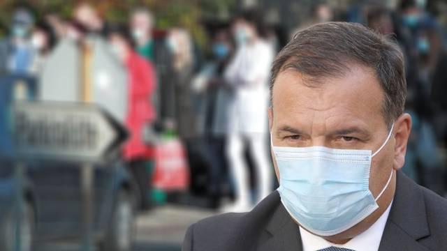 Testirali su duplo manje nego jučer: U Hrvatskoj 828 novih slučajeva, umrlo 15 pacijenata