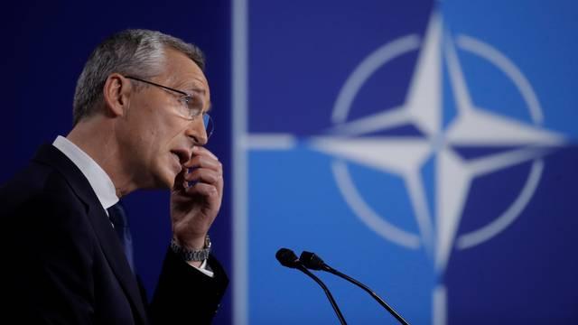 NATO summit in Brussels
