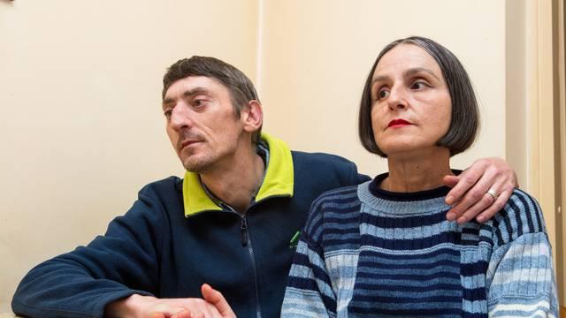 Branka Reljan i Draženko Tavelli