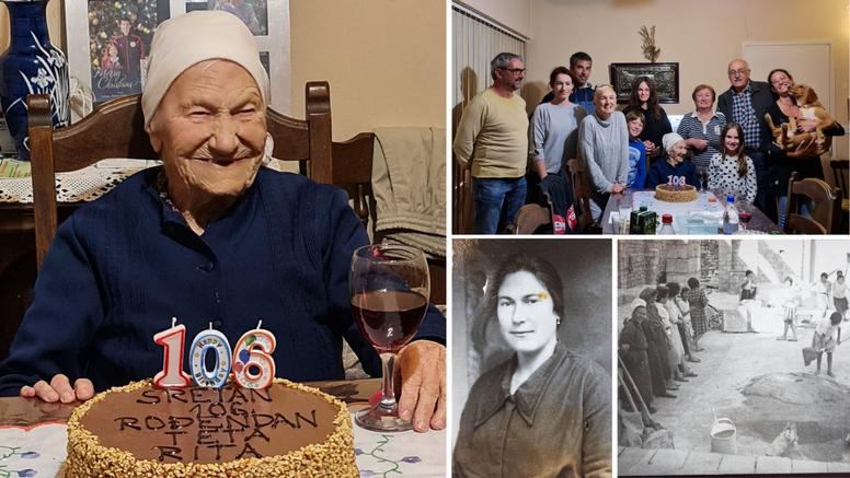 Baka Rita: Proslavila sam  106. rođendan uz obitelj, tortu i viski