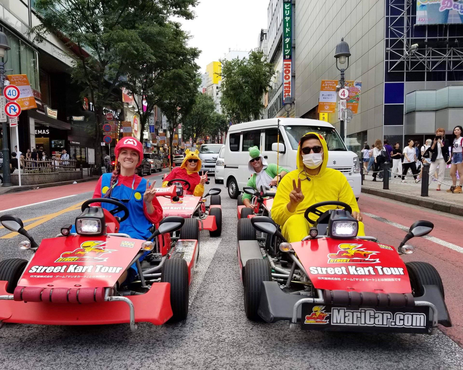 Stop vožnji u stvarnom Mario Kartu: Nintendo ih opet tužio