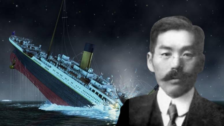 Jedini Japanac na Titanicu: Zbog onoga što je napravio bio je na listi srama sve do kraja života