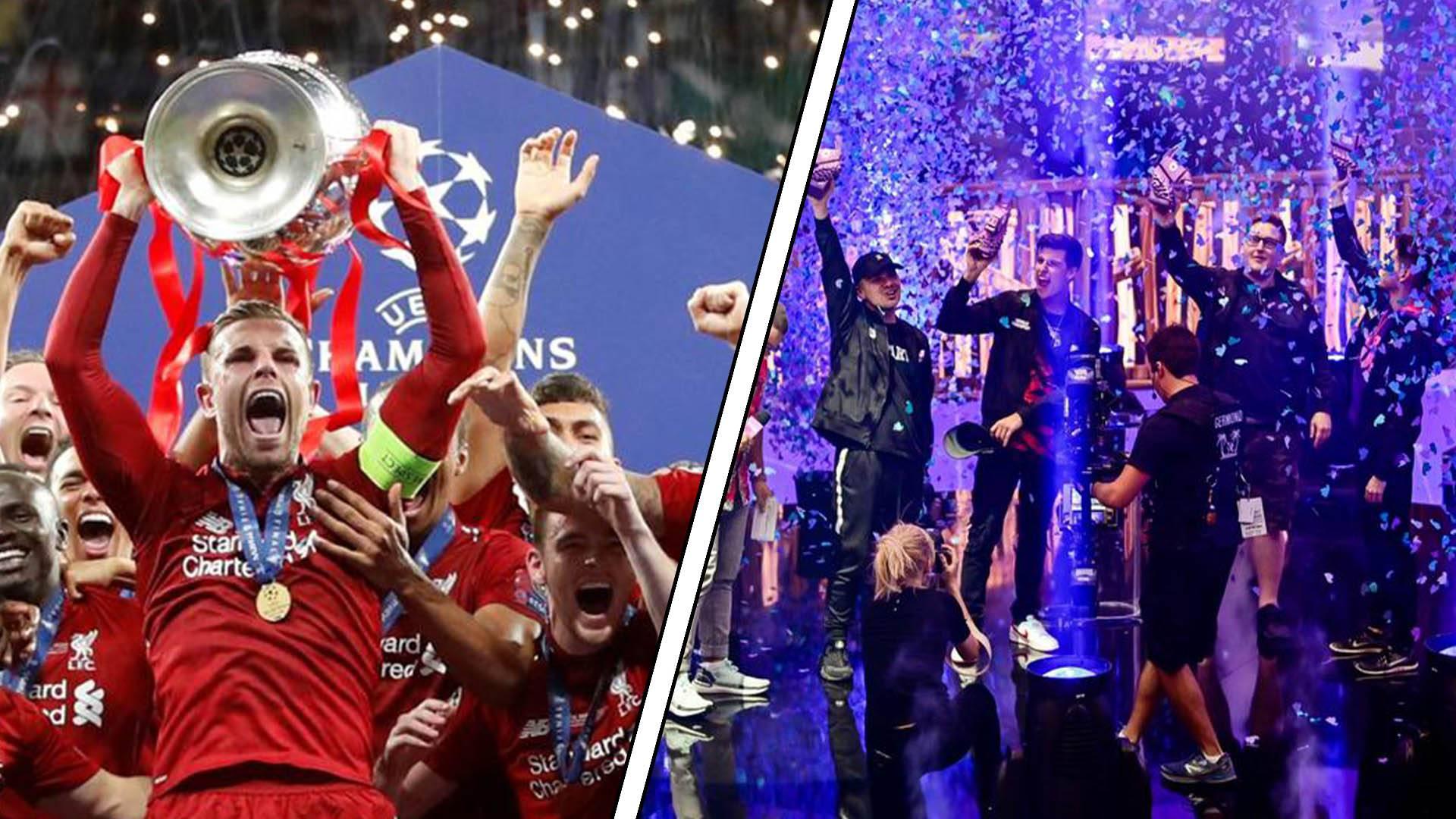 Liverpool i Juventus više brine Fortnite nego nova Liga prvaka