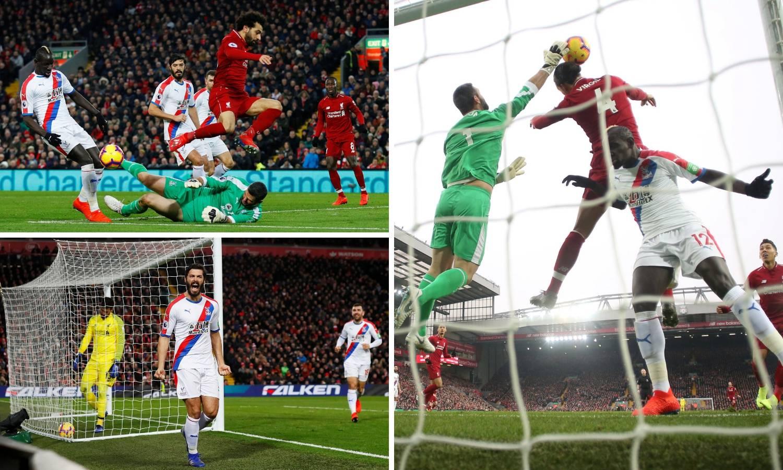 Luda utakmica na Anfieldu sa sedam golova i slavljem 'redsa'