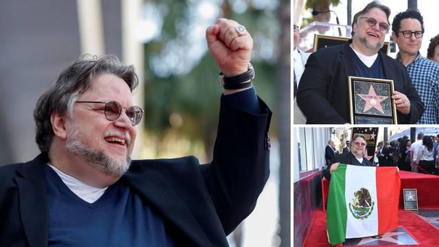 Redatelj Guillermo del Toro dobio zvijezdu na Stazi slavnih