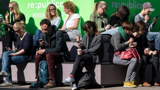 Internet conference re:publica 2018