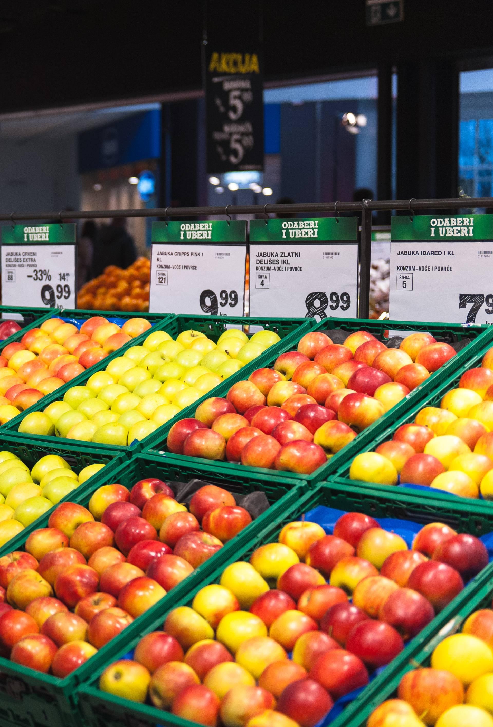 Fortenova grupa donirala hrane u vrijednosti 3,3 milijuna kuna