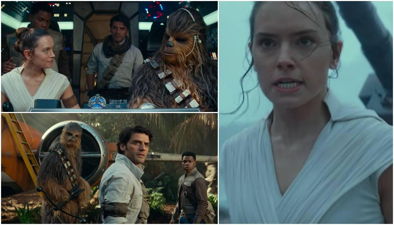 Star Wars: Uspon Skywalkera u noći zaradio 268 milijuna kuna