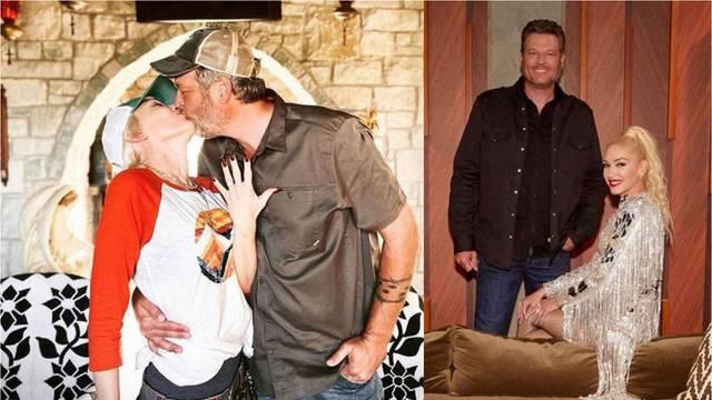 Astronomska cijena: Blake je Gwen zaprosio prstenom vrijednim oko 5 milijuna kuna