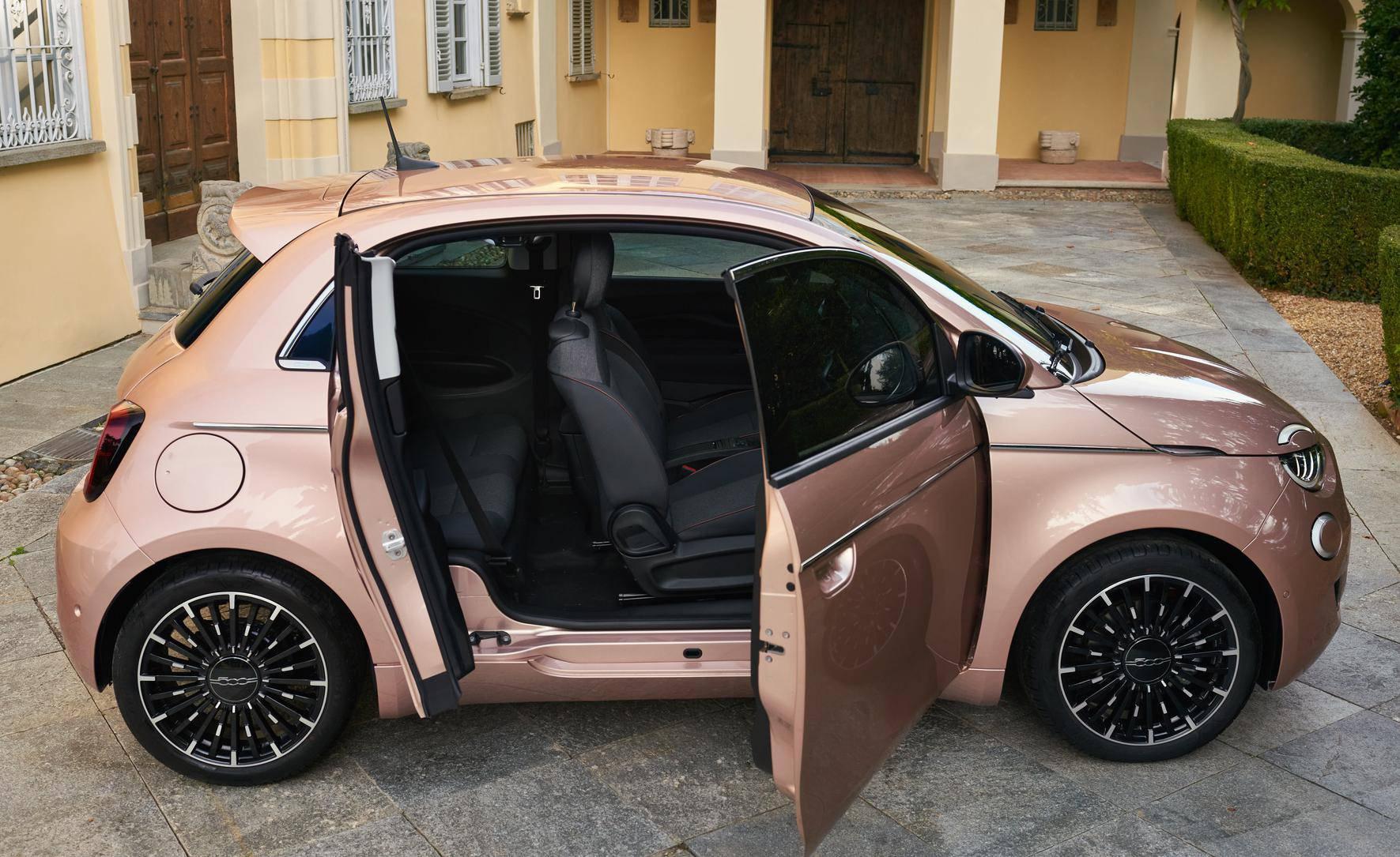 Novi Fiat 500 dobio neobičnu izvedbu s troja bočna vrata