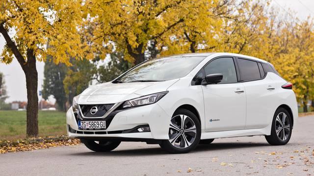 Nissan Leaf na testu: Bio bi savršen da nema tri 'problema'