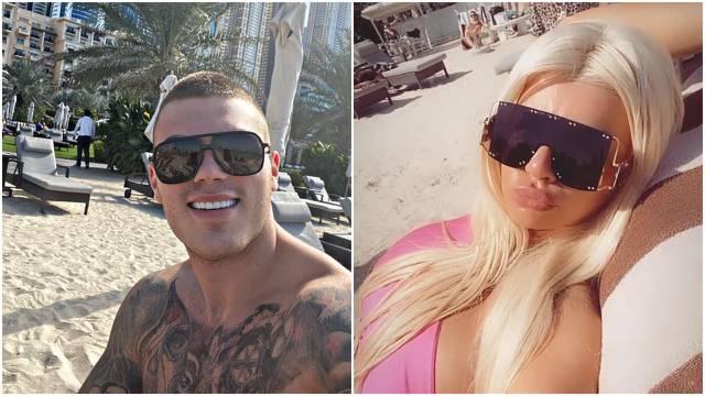 Dara  i mlađahni Toni skoknuli do Dubaija: Uživaju u luksuzu...