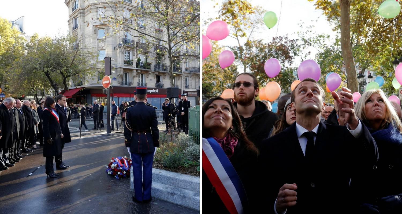 Pariz: Odali počast žrtvama terorističkog napada