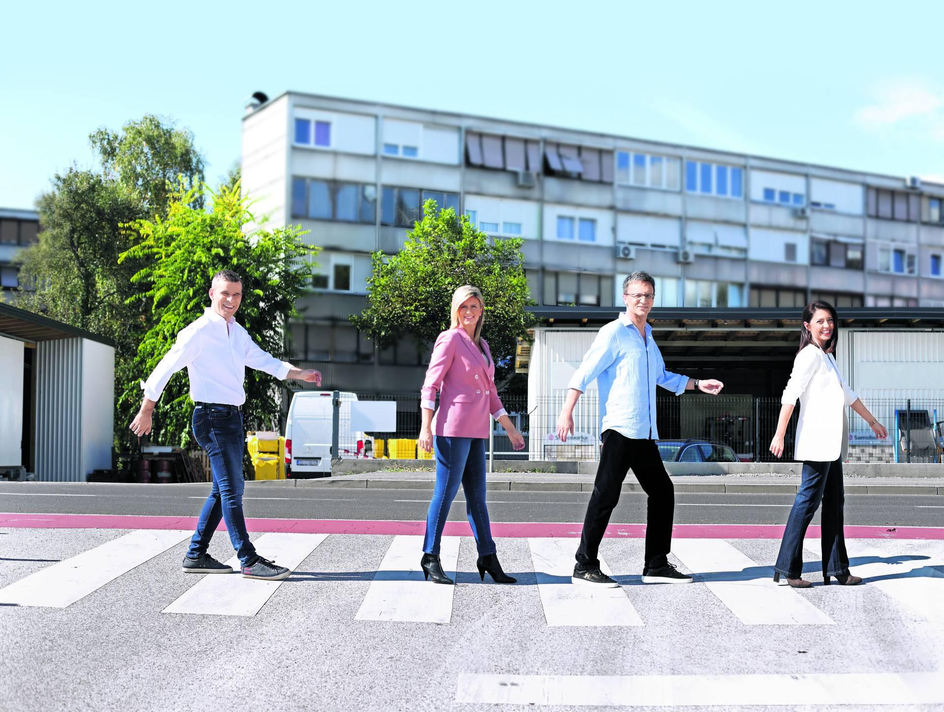 Dnevnik Nove TV danas slavi 15 godina, voditelji kažu: 'Zajedno starimo i to nam je najljepše'