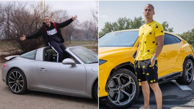 Baki Prasetu su dva dana nakon Porschea oduzeli i Lamborghini