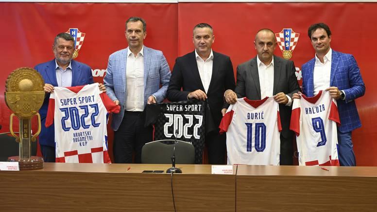 Kladionica postala prvi sponzor Hrvatskog nogometnog kupa
