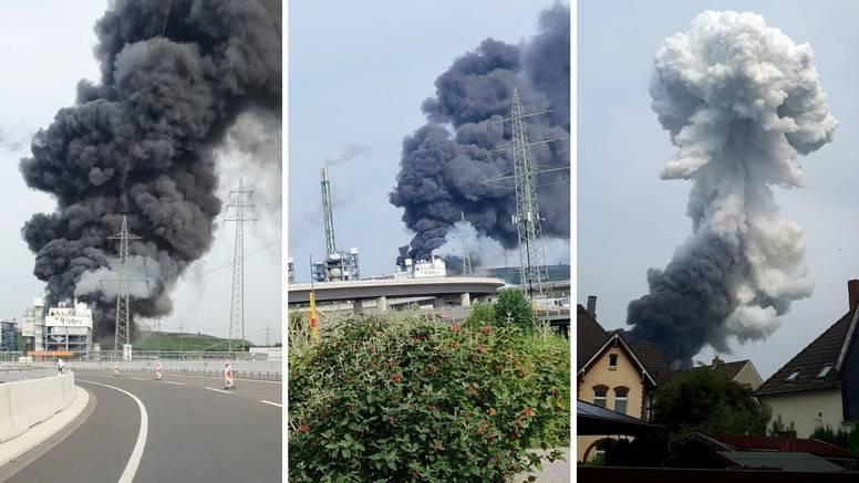Pogledajte strašan trenutak eksplozije. Hrvatica: 'Podsjetilo me na ratno vrijeme, kaos je'