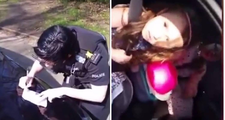 Policajka djevojčicama oduzela cvijeće koje su ubrale za mamu